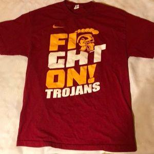 USC Trojans shirt